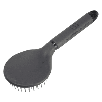 Coldstream Faux Leather Mane and Tail Brush - 25cm